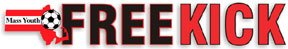 MYSA free kick banner