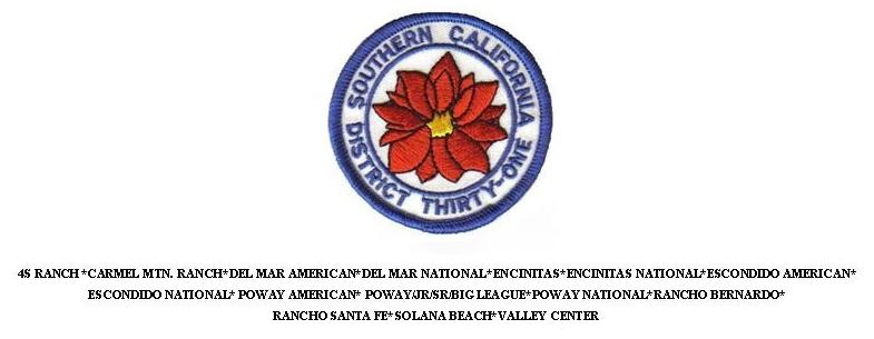 California District 31