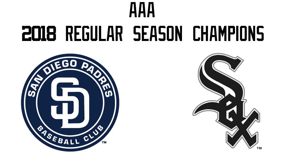 2018 AAA CHAMPS