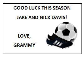 Good Luck Ad2 - Davis