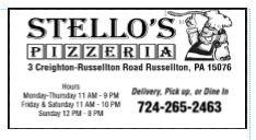 Stello's Pizza