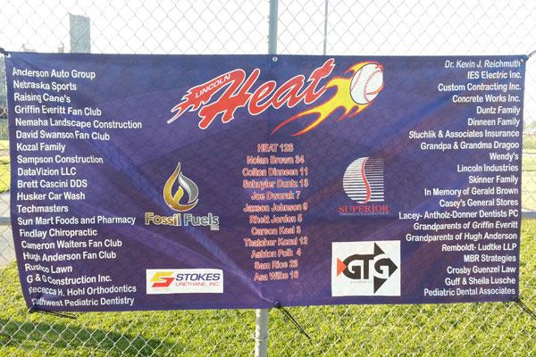 Heat Banner 2013