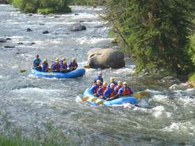 14s rafting trip