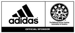 NSCAA Adidas