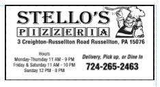 Stello's Pizza