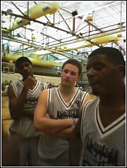 Terique Joe and Ray at Jamfest