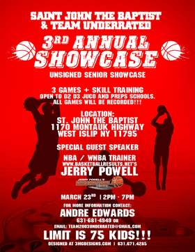 TU 3RD ANNUAL SHOWCASE