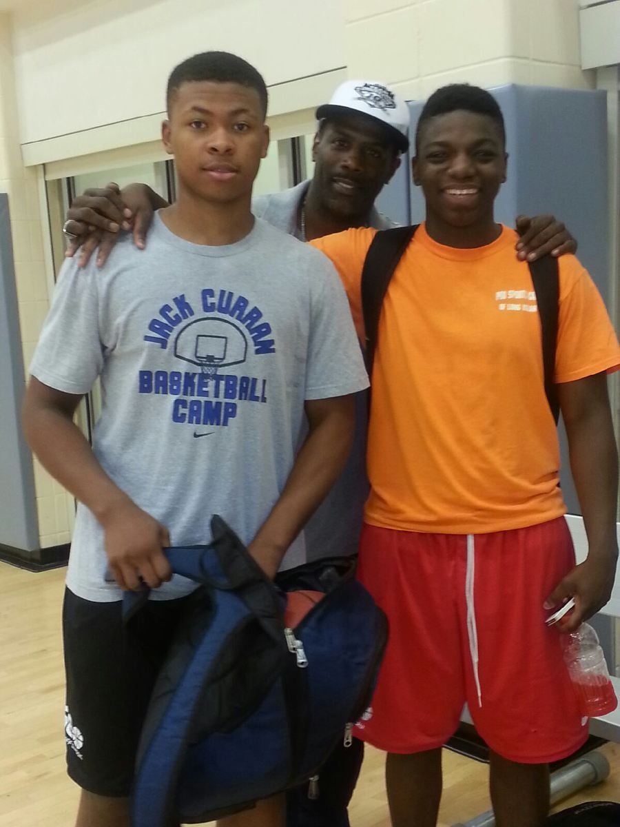 CJ MIKE COACH DRE 2013