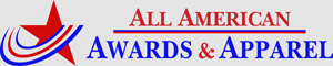 ALL AMERICAN AWARDS AND APPAREL