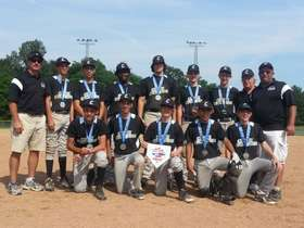 2013 Crete Cyclones 2nd place WI