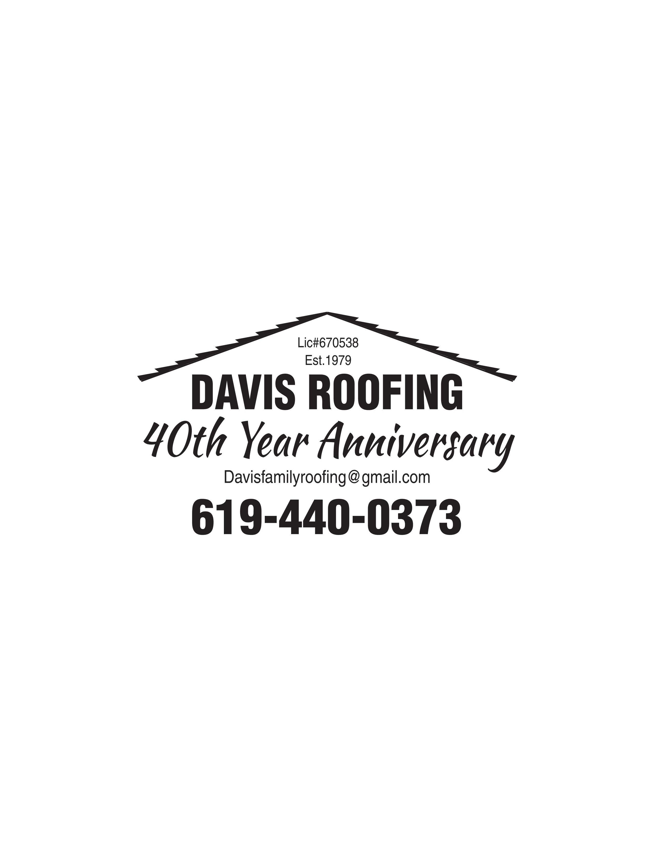 Davis Roofing