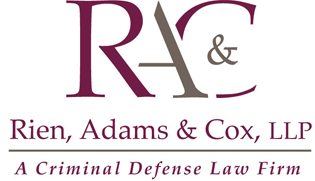Rien, Adams & Cox LLP A Criminal Defense Law Firm