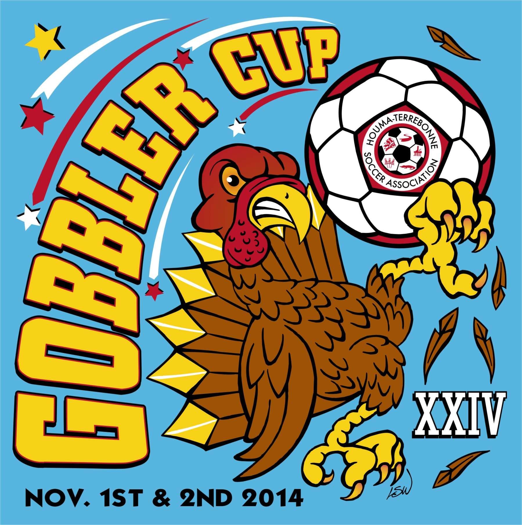 Gobbler Cup XXIV Logo