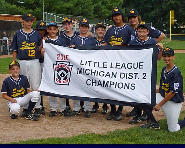 2010 Major Baseball Champions
