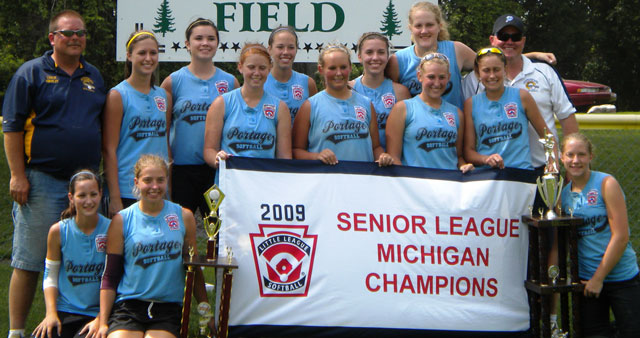 2009 Michigan State SB Champions