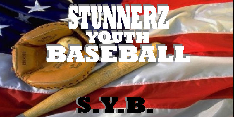 STUNNERZ  YOUTH  BASEBALL