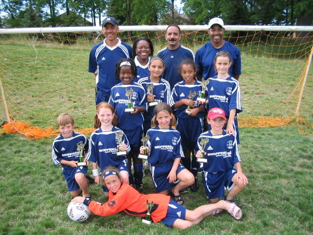 Caledon 2004 Champions