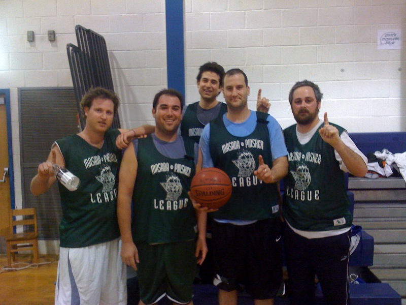 Tuesday night champs 10