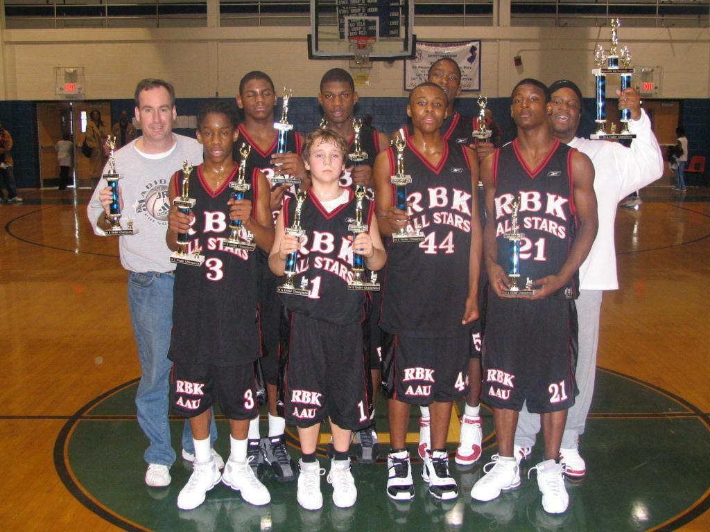 Peter Moran and The RBK All-Stars