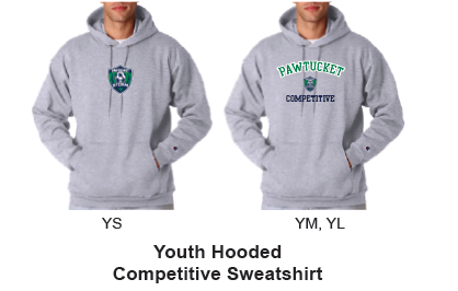 Youth Hooded Competitive