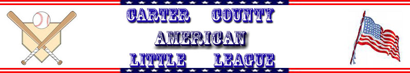 Carter County American Little League