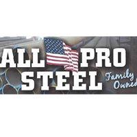 All Pro Steel logo