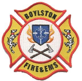 Boylstonfire