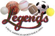 Legends Sports Bar & Grille Logo