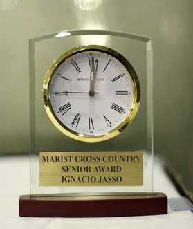 SeniorAwardClock
