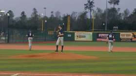 Sam Price at 1st Base