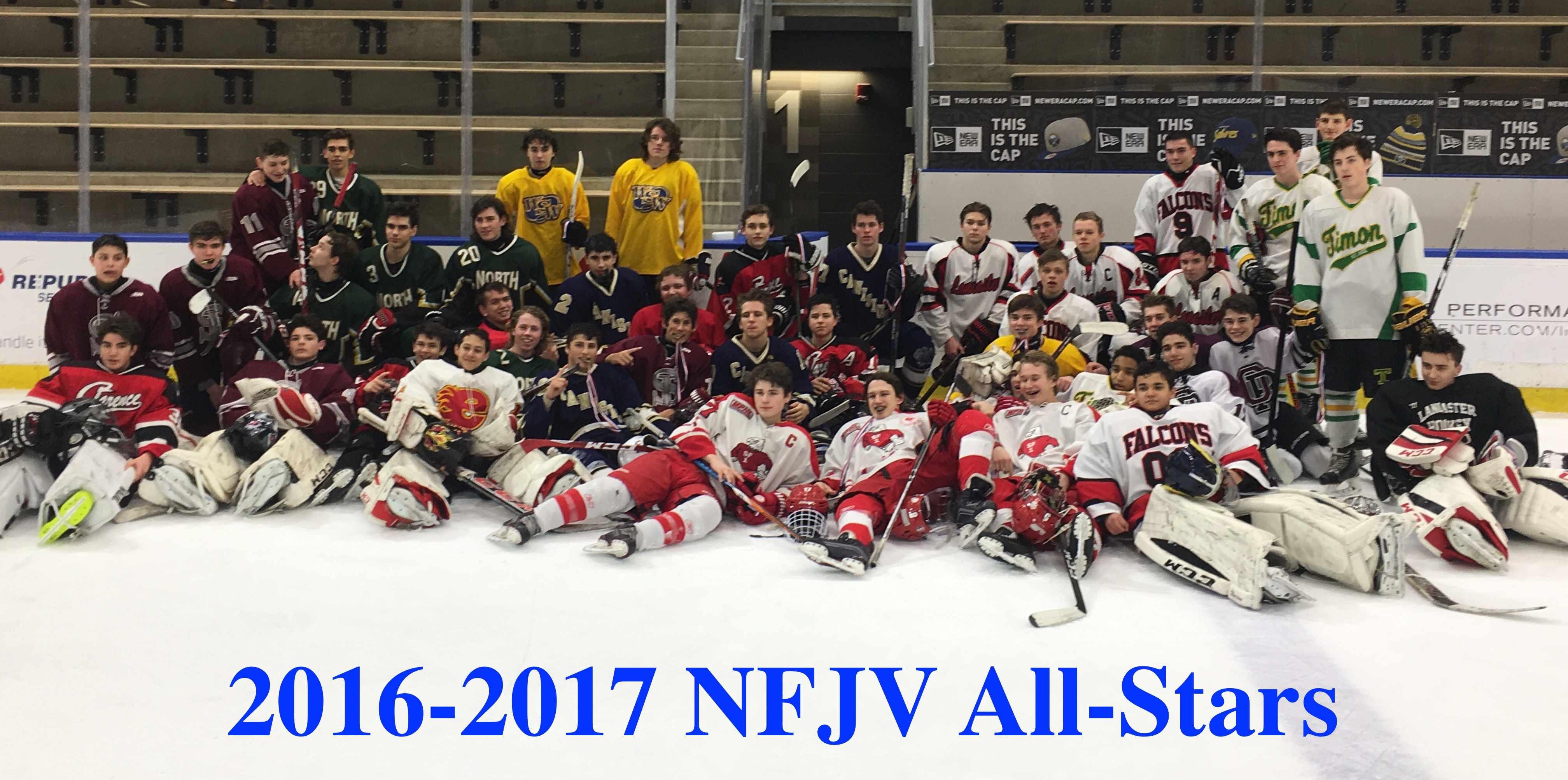 NFJV All-Stars 2016-2017