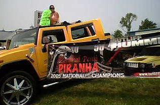 Car Wash - Hummer Banner