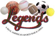 Legends Sports Bar & Grille Logo