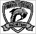 Piranha HOF Logo - Border