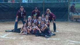 2013 AG 11U Softball