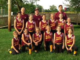 2013 AG 10U Softball