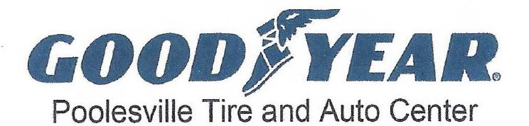 GOODYEAR - Poolesville Tire & Auto Center