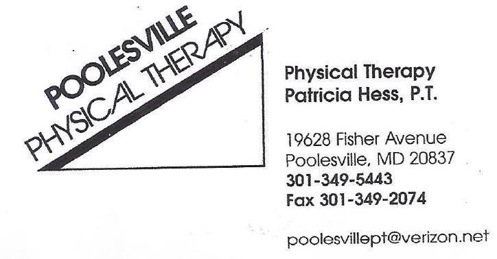 Poolesville Physical Therapy