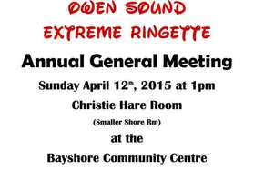 Owen Sound AGM