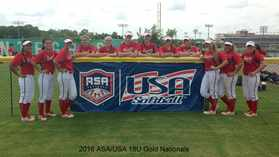 2016 ASA Gold Nationals
