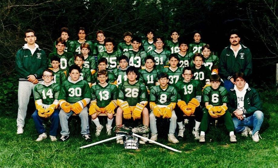 1987- Folsom Lax Team