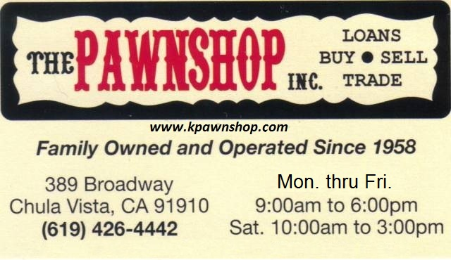 The Pawnshop Inc. - Executive Sponsor