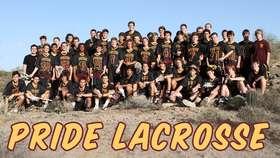 2013 Pride Lacrosse