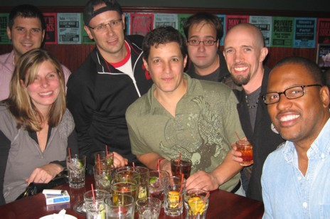 2007 open party schwedas group