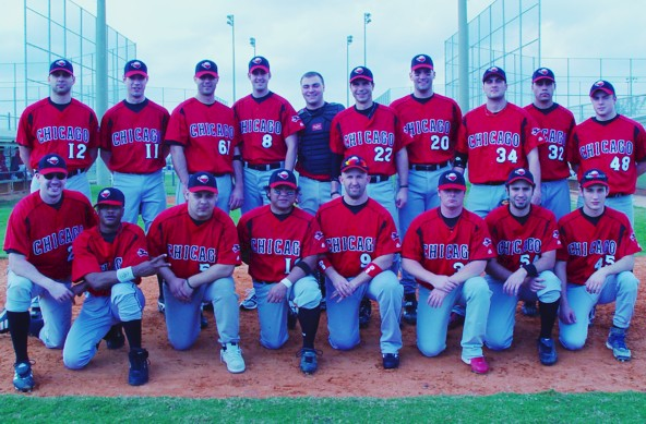 2008 citrus team photo
