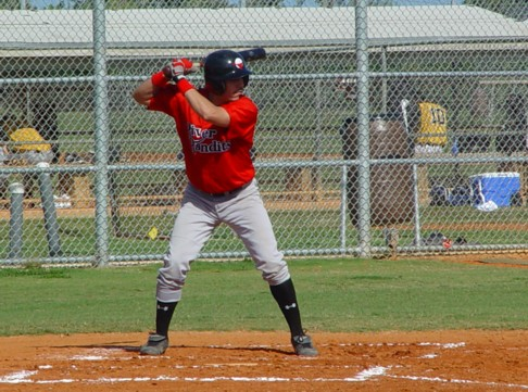 2007 citrus classic eric solis at bat