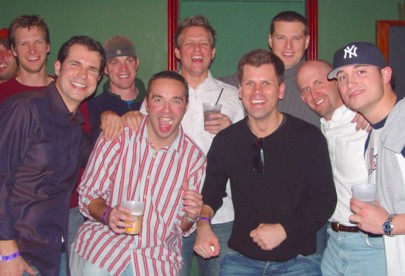 2005 awards party AAA team