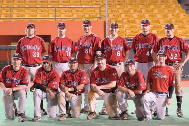 2010 puerto rico team photo