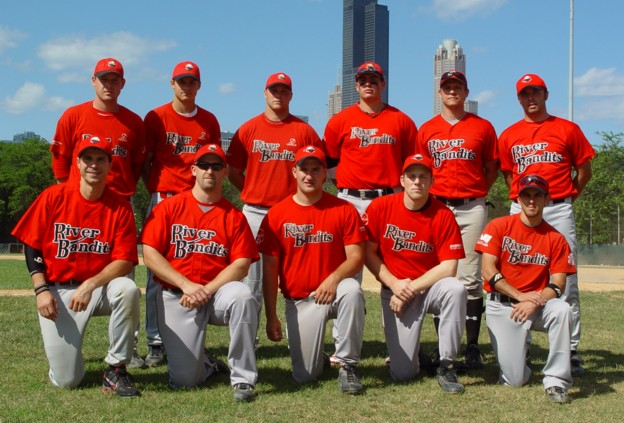 2008 skyscraper team photo