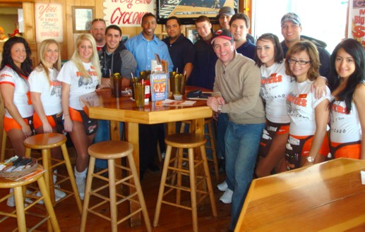 2011 winter meetings hooters